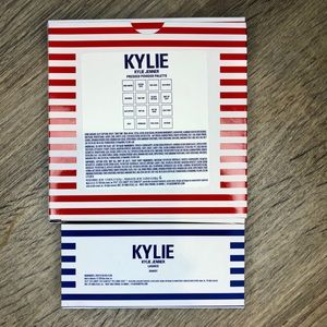 Kylie Cosmetics Makeup - Kylie Cosmetics Sailor Palette and Shady Lashes